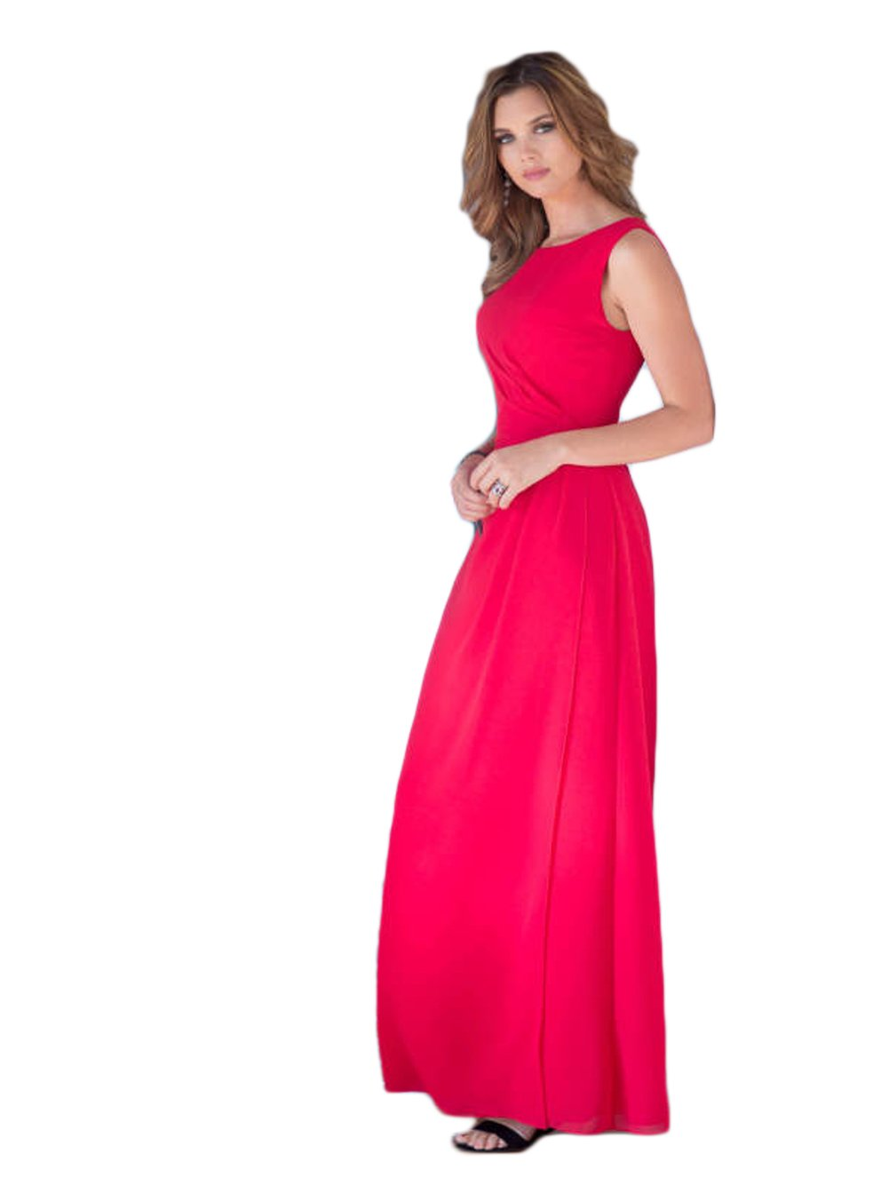 Love Dress Women Floor Length Prom Dresses Bridesmaid Gown Us 16