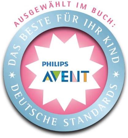 Philips Avent Biberon en PP Lot de 2 Premium sans BPA 125 ml