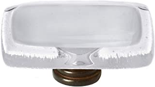 product image for Sietto LK-710-ORB Reflective 2 Inch Long Rectangular Cabinet Knob