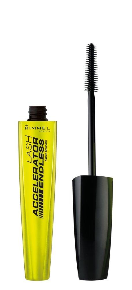 95c87510e08 Amazon.com : RIMMEL Lash Accelerator Mascara & Soft Kohl Eye Liner - BLACK  : Beauty