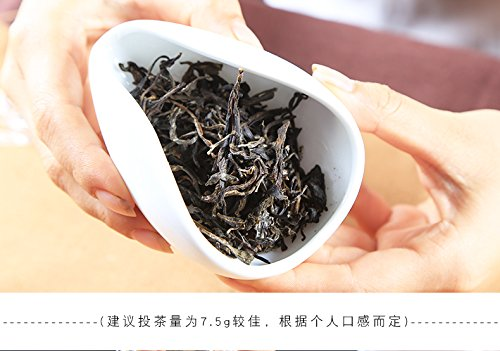 2016 Yiwu Big Old Tree Raw Pu-erh 357g Cake ChenShengHao Top Chinese Puer Tea by Wisdom China Classic Puer Teas (Image #3)