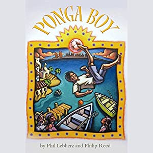 Ponga Boy Audiobook