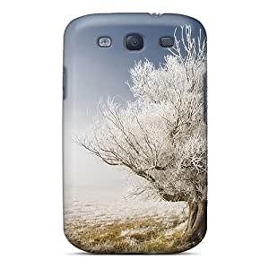 New Fashionable Our Melody BwLNQ6706eFSMg Cover Case Specially Made For Galaxy S3(colder Than Winter)