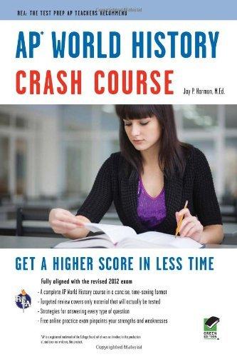 AP World History Crash Course (Advanced Placement (AP) Crash Course)