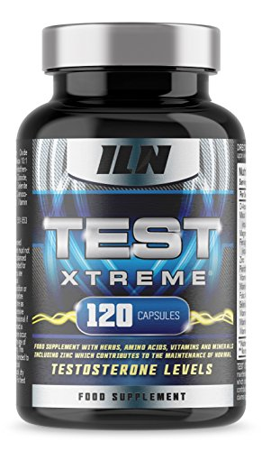 Iron Labs Nutrition, Test Xtreme – Contains Zinc which contributes to...