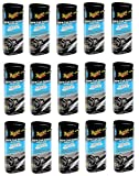 Meguiar's  G4200 New Car Scent Protectant Wipes (25 Wipes) (15)