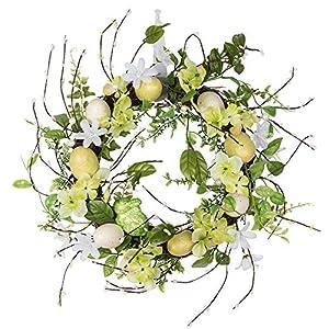 KI Store Seasonal Decorations Hanging Wreath Centerpieces 81