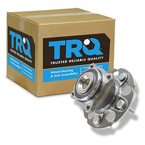 TRQ Rear Wheel Hub & Bearing Left or Right for Honda CR-V Crosstour 2WD 2x4