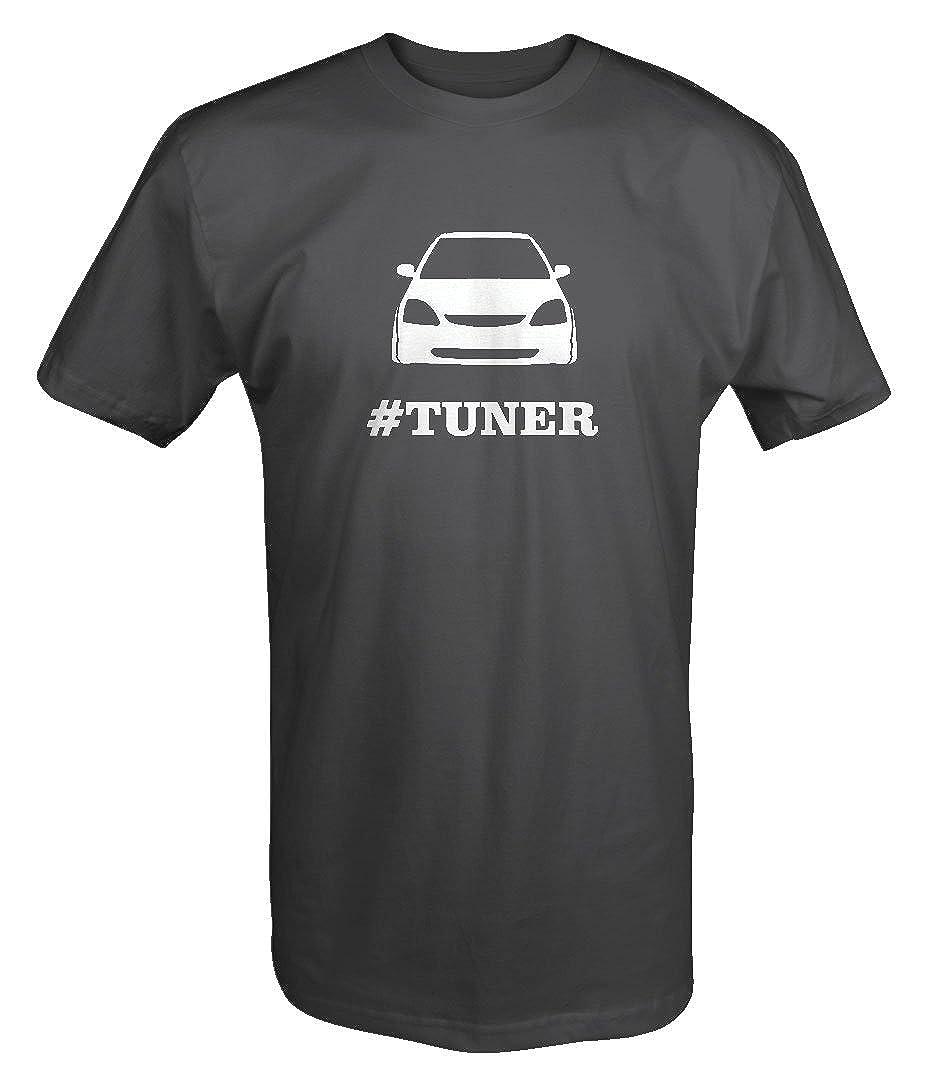 Honda Civic Si Racing Lowered #TUNER T shirt Medium OS/_M187