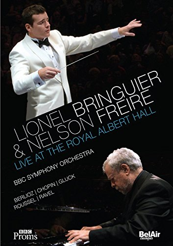 Lionel Bringuier - Live at the Royal Albert Hall (Blu-ray)