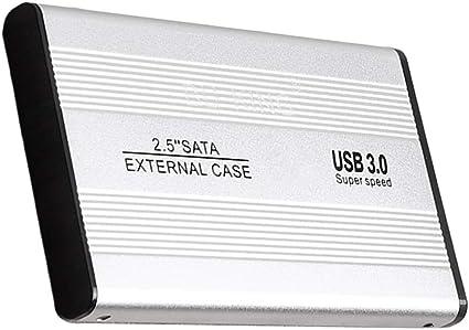 gazechimp ポータブル2.5インチ320GB外付けハードディスクドライブSATA USB 3.0 HDD 5400RPM