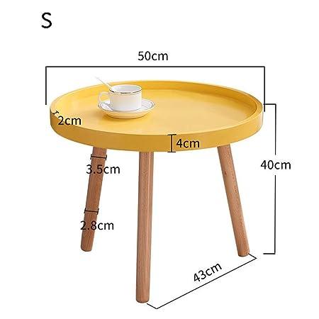 Tavolini Da Salotto Divani E Divani.Chyuanhua Tavolino Da Salotto Quadrato Moderno Da Scrivania