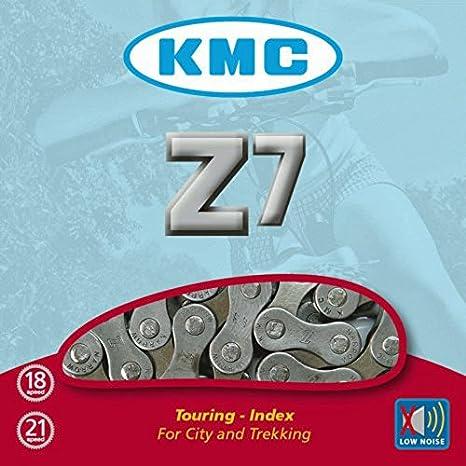 Z72 7//8//21//24 Cadena de aleaci/ón de Aluminio de Velocidad para Bicicleta de Carretera MTB Accesorio VGEBY1 Cadena de Bicicleta