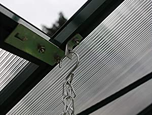 Win A Free Aluminum Plant Hangers for Greenhouse