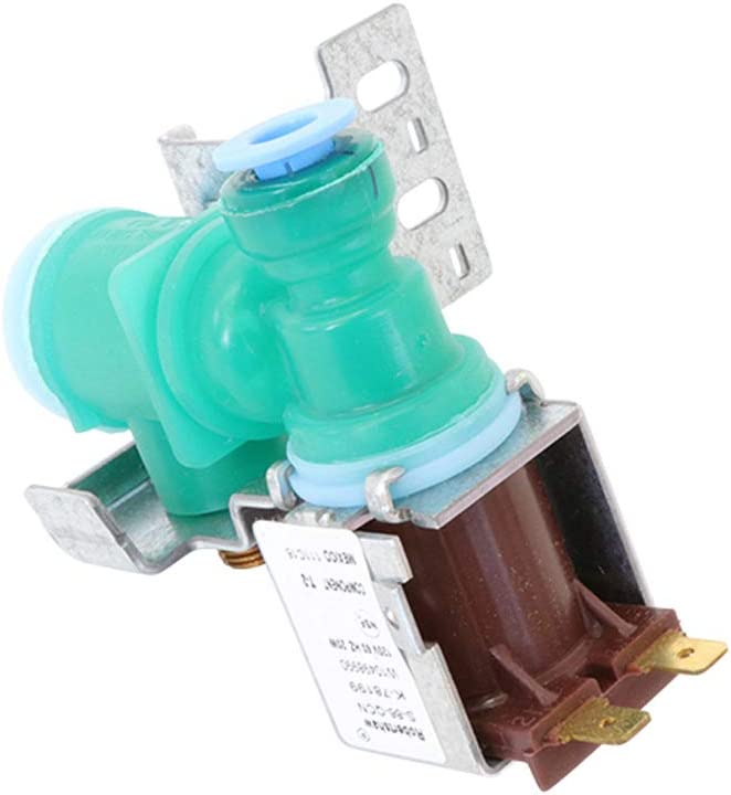 Endurance Pro W10498990 Refrigerator Water Inlet Valve Replacement for Whirlpool