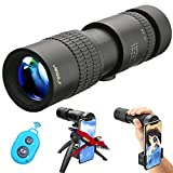 Best Monoculars - UNEGROUP High Power Monocular Telescope, HD Low Night Review