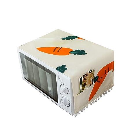 Yinew - Funda de algodón para Horno microondas y microondas, a ...