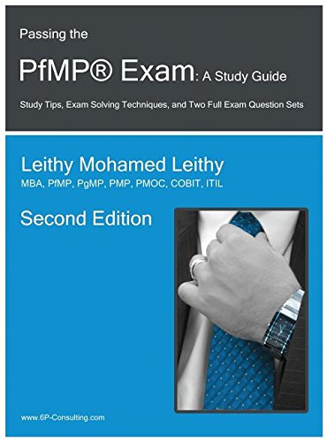 Passing the PfMP® Exam: A Study Guide (PMI Certification)