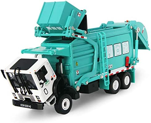 Garbage Truck Toy Model Recycling product image