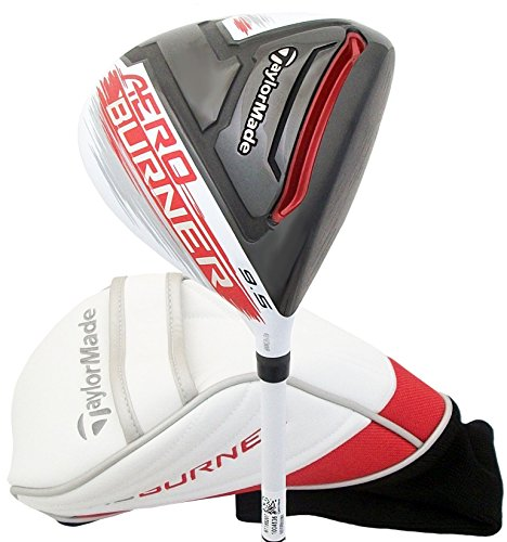 TaylorMade Men's AeroBurner Driver, Right Hand, Stiff, 9.5-Degree