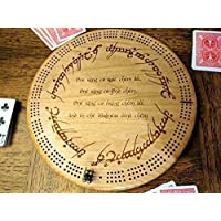 The One Ring Cribbage Board