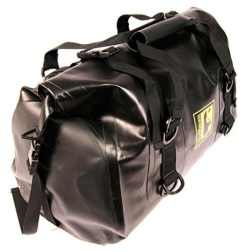 Wolfman Luggage EX801 - Expedition Dry Duffle - Small - Black