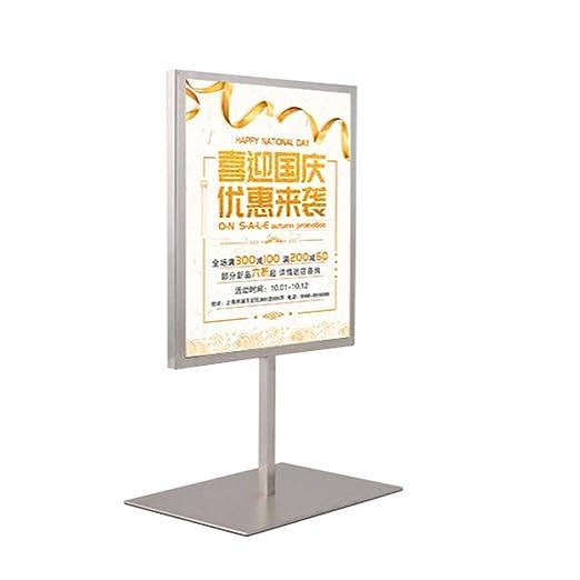 LPYMX soporte de exhibición del cartel Tarjeta de exhibición ...