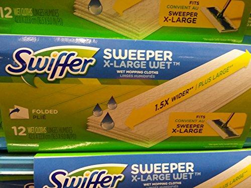 xl swiffer wet refills - 1