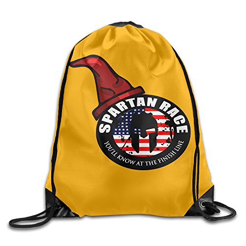 [MASTER Spartan Race Happy Halloween Drawstring Backpack] (Halo Spartan Suit For Sale)