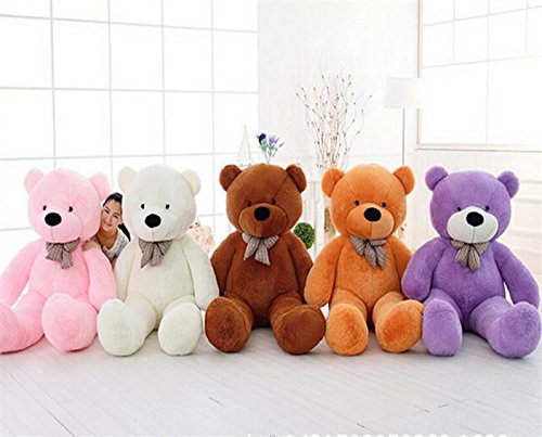 Giant Teddy Bear Plush Toys Stuffed Teddy Bear Cheap 1Pcs 39