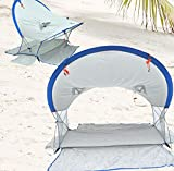 Deluxe 360 View Aerodynamic Beach Shader / Cabana UPF 100+ with Max Ventilation For Sale