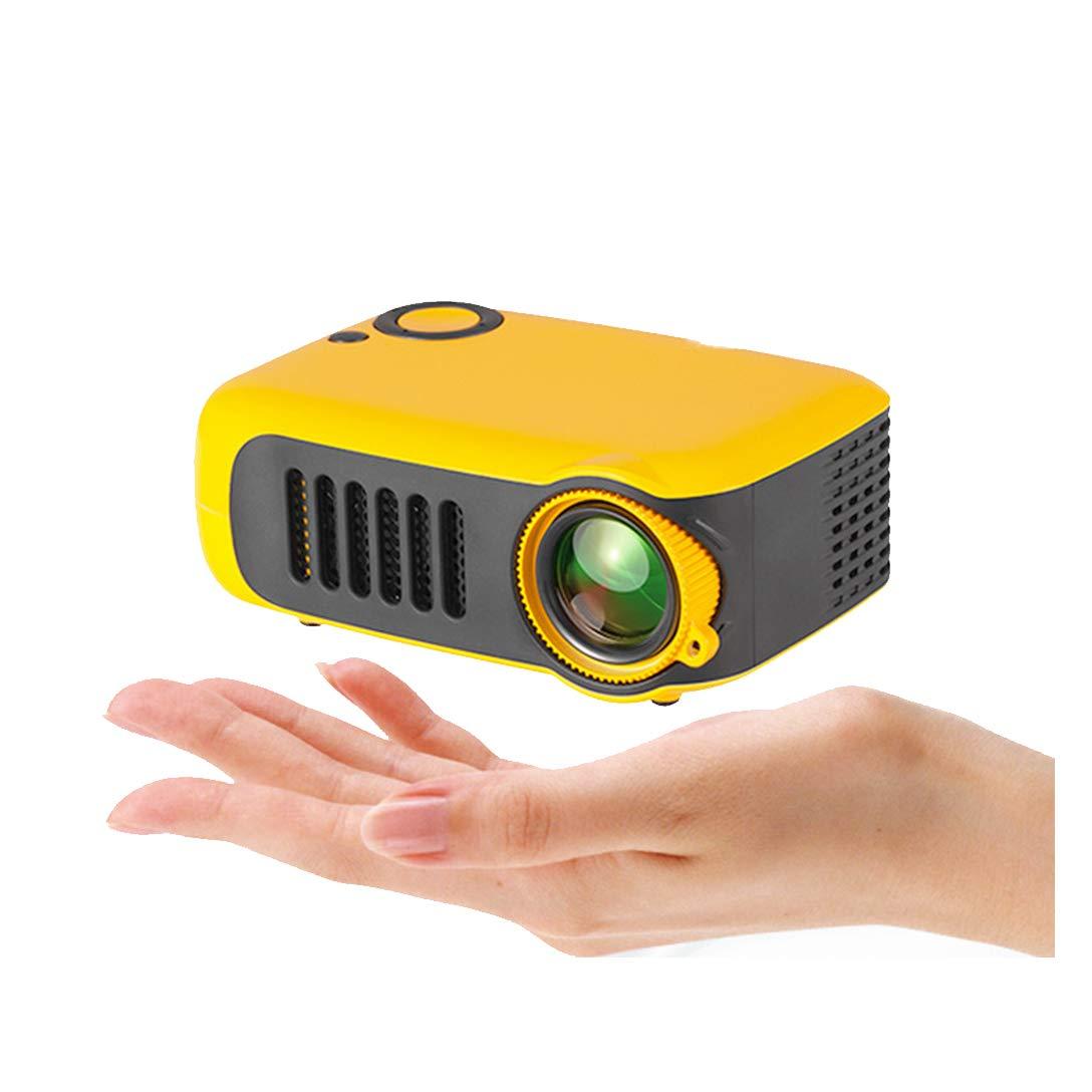 Inson Mini proyector portátil Proyector Pico de Bolsillo ...