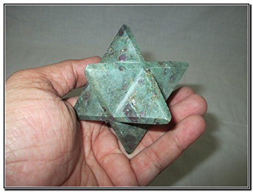 Rare New Natural Ruby Fuschite Large 2