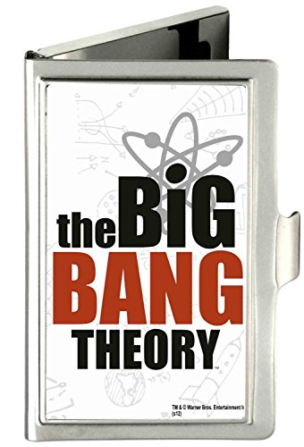 Buckle-Down Big Bang Theory Business Card Holder (BCH-SM-...