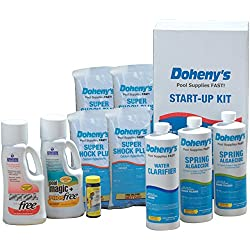 Doheny's Pool Master Start-Up Kit