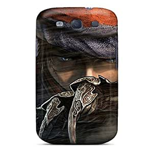 High Quality AnnetteL Prince Of Persia Skin Case Cover Specially Designed For Galaxy - S3