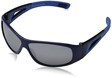 Uvex Occhiali sportivi Unisex bambino Sportstyle 506, Blu (Blue), Taglia unica