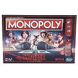 Hasbro Games Stranger Things Monopoly Board Game