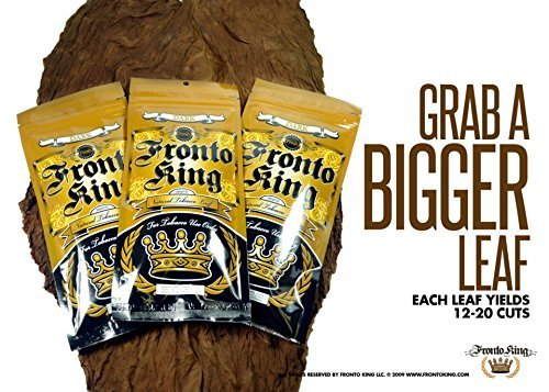 FRONTO KING TRIPLE PACK (Tobacco Leaf)