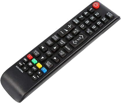 Topiky Samsung TV Remote Control,Reemplazo del Controlador de Control Remoto Universal para Samsung HDTV LED Smart TV AA59-00786A: Amazon.es: Electrónica