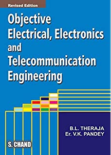 Buy questions and answers in electronics and communication objective electrical electronic and telecommunication engineering fandeluxe Choice Image