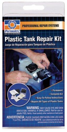 Permatex 09100-6PK Plastic Tank Repair Kit (Pack of 6) (Tank Repair Kit Plastic)
