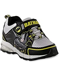 Toddler Boys' Batman Sneaker, Light-Up