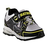 Best batman Toddler Shoes For Boys - DC Comics Toddler Boys' Batman Sneaker, Light-Up Review
