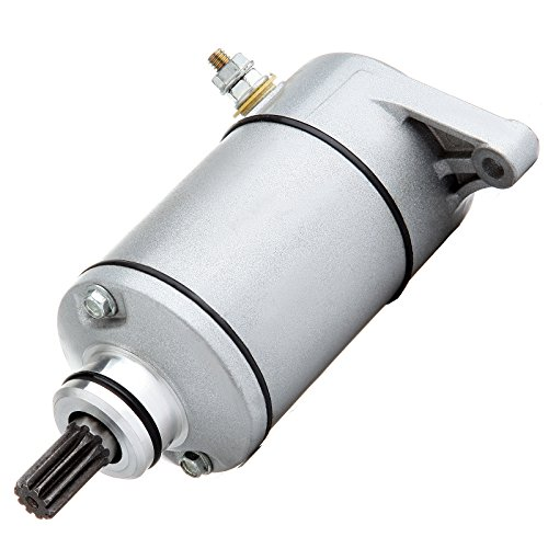 (Electric Starter Motor LTF 250 300 Massey Ferguson Suzuki Arcitic CAT LTF250 LTF300 KING QUAD 3545-003 SMU0060 410-54034 18807 31100-19B00)