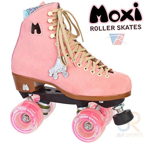 Moxi Roller Skates Lolly Roller Skates Pink 7