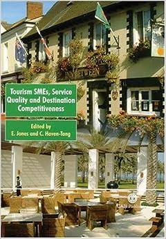 Tourism SMES, Service Quality and Destination Competitiveness