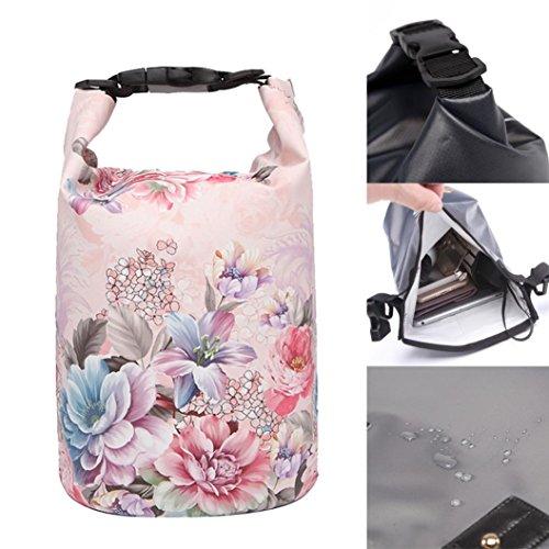 Women Function Handbags Ladies Fashion Flower Messenger Bag Vintage Halijack Crossbody Print Casual Hobo Bag Tote Multi Clearance Waterproof Satchel Storage Bag Shoulder Sale Multicolora Bag RxCw5qE