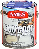 Ames IC1 Iron Coat Roof Coating, White