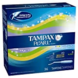 Tampax Pearl Multiplex Unsc 36 Ct, Pack of 9